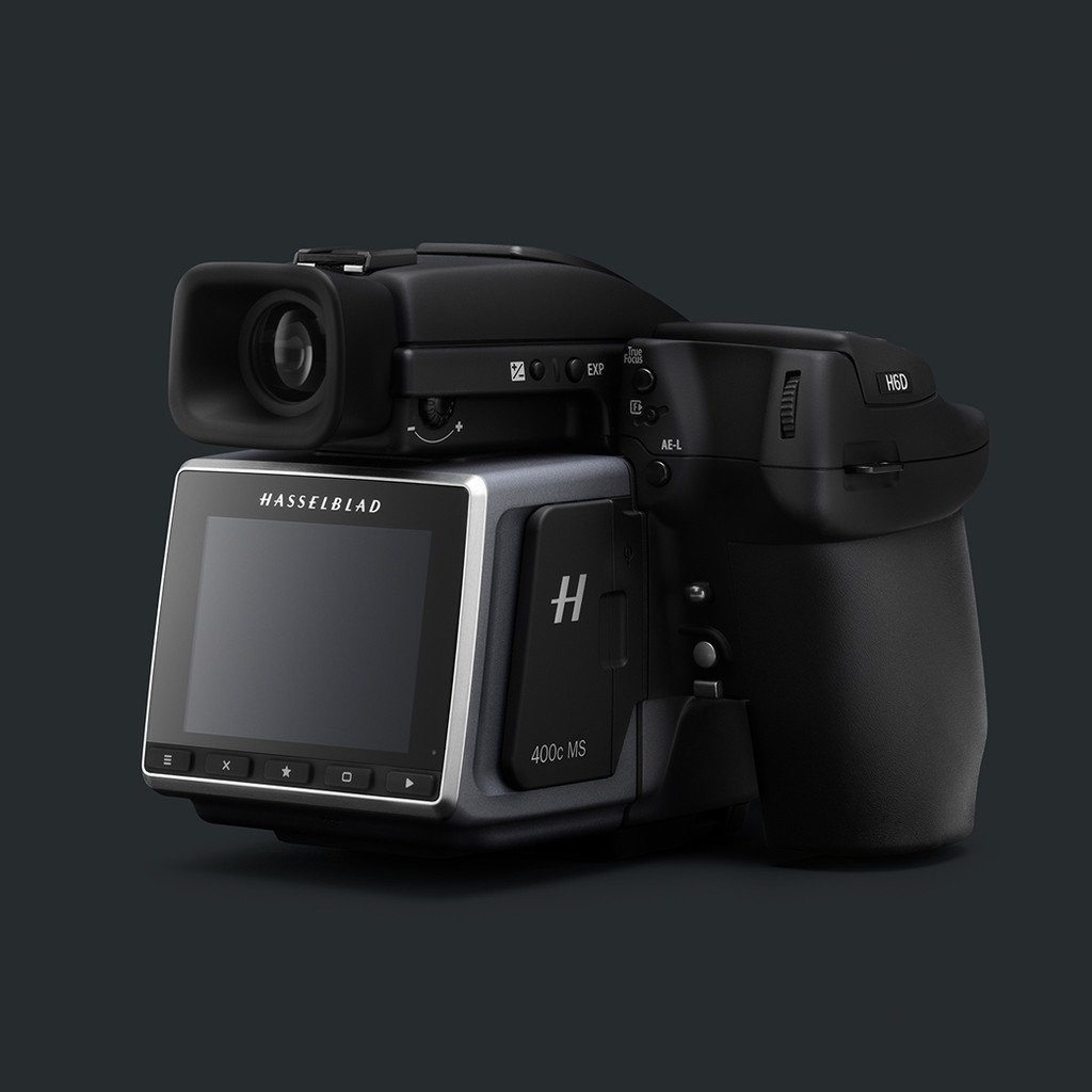 Hasselblad H6D-400c MS Medium Format DSLR Camera