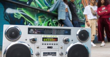 GPO BROOKLYN Portable Boom Box