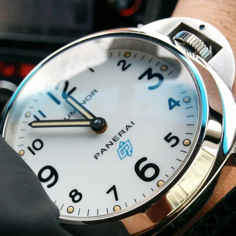 Panerai Luminor PAM00630 3 Day Wristwatch