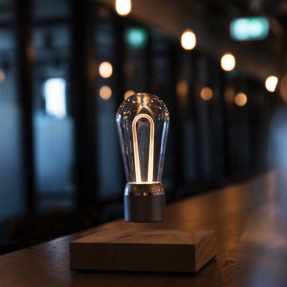 Nikola Levitating Light by Flyte