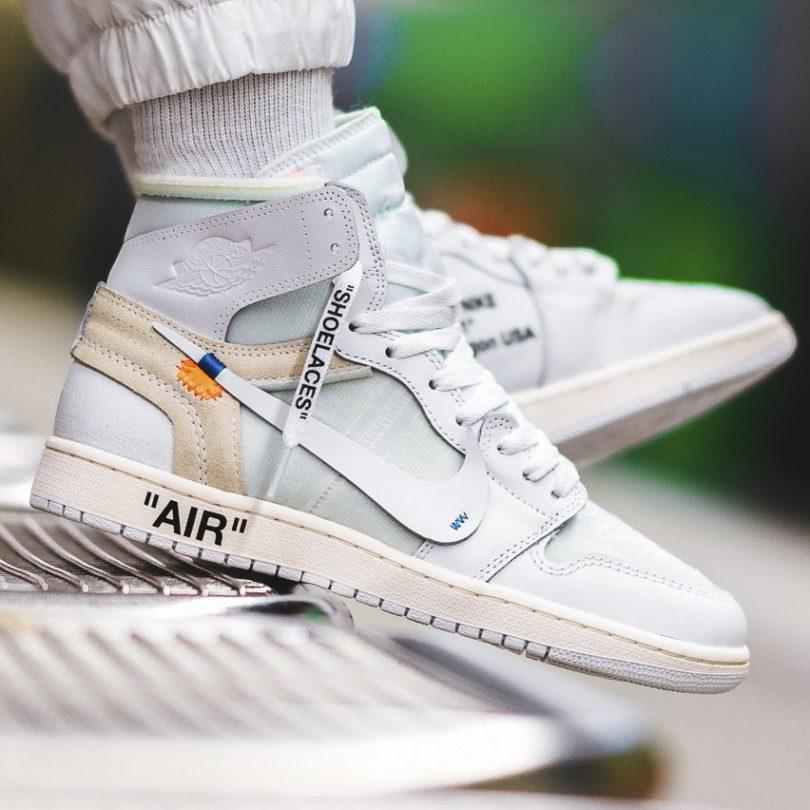 Luft Jordan 1 X Off White Nrg Nyskapning 4OYN32QB8
