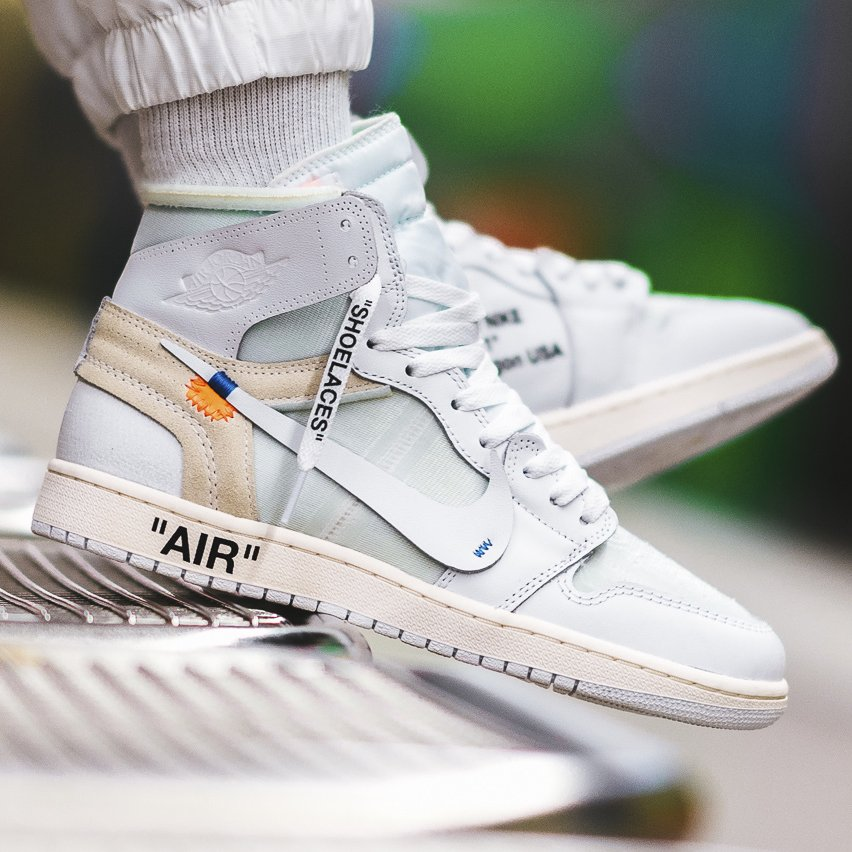 Air Jordan 1 x OFF-WHITE NRG Part 2 Europe Exclusive