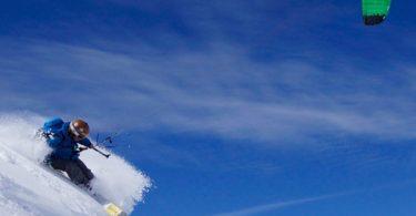 Ozone Blizzard Snow & Land Kite