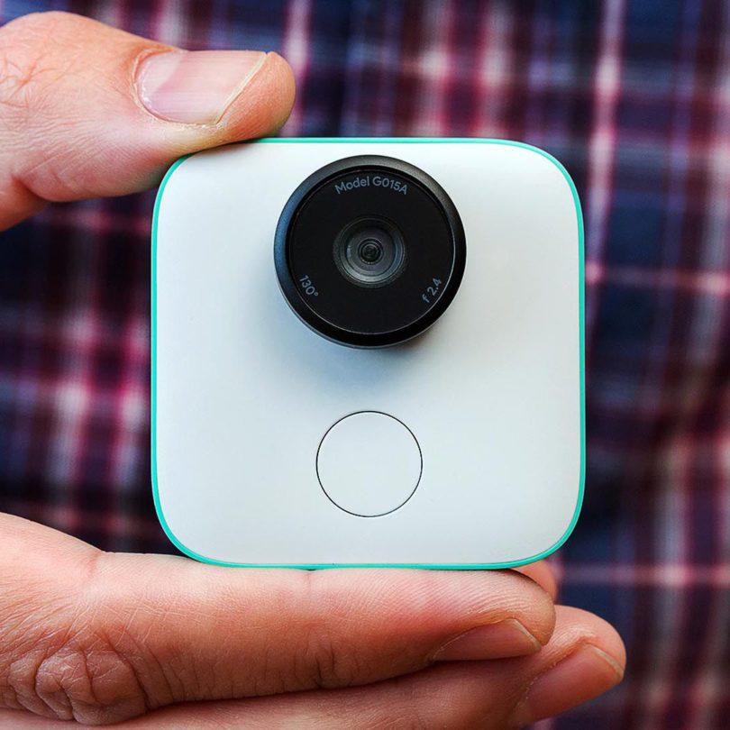 Google Clips Hands Free Camera