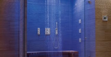Grohe F-Digital Deluxe Complete Steam Shower