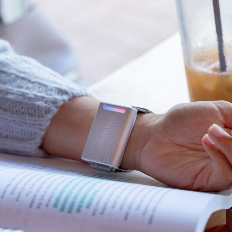 Ember Wave Wristband Personal Thermostat