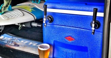 Jockey Box Keg Cooler