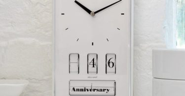 Countdown Clock by Mr Jones Watches