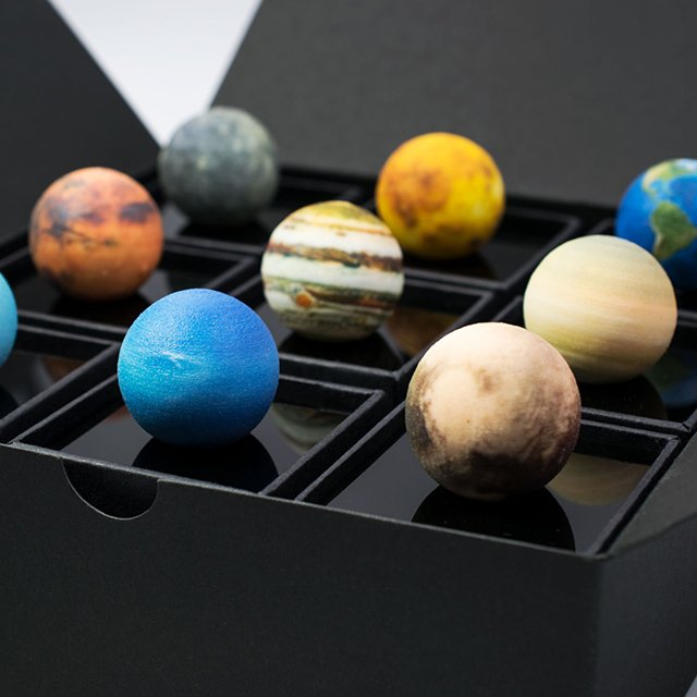 Solar System Mini Set with Augmented Reality by AstroReality