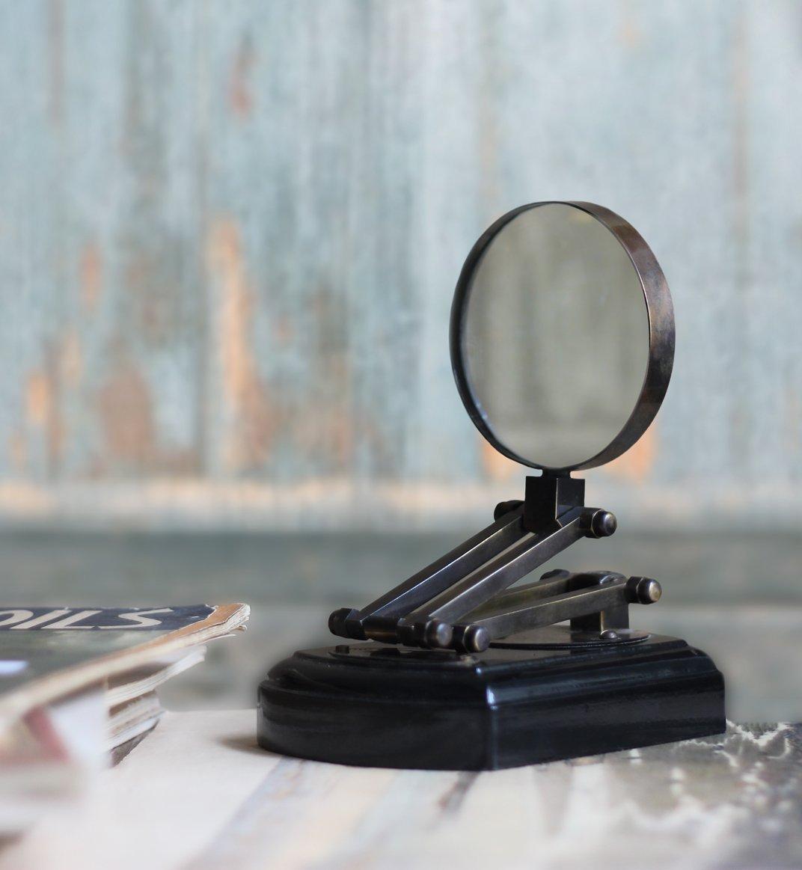 PIRU Valentines Day Handcraft Mirror