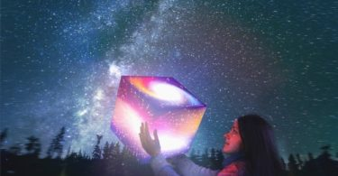 Know Your Stars Light Cube by UNIQCUBE