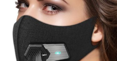 Fresh Air Supply Smart Electric Mask