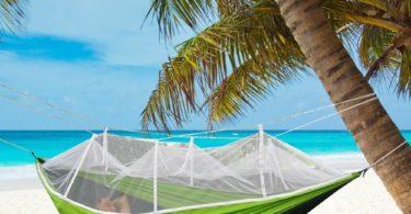 Rusee Mosquito Net Outdoor Hammock Travel Bed