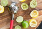Bellemain Premium Quality Stainless Steel Lemon Squeezer with Silicone Handles