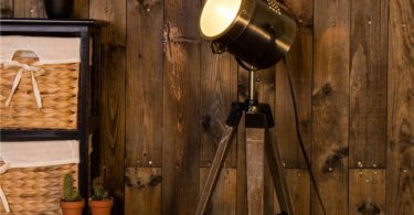 "Glitzhome 23.62""H Spotlight Novelty Table Lamp"