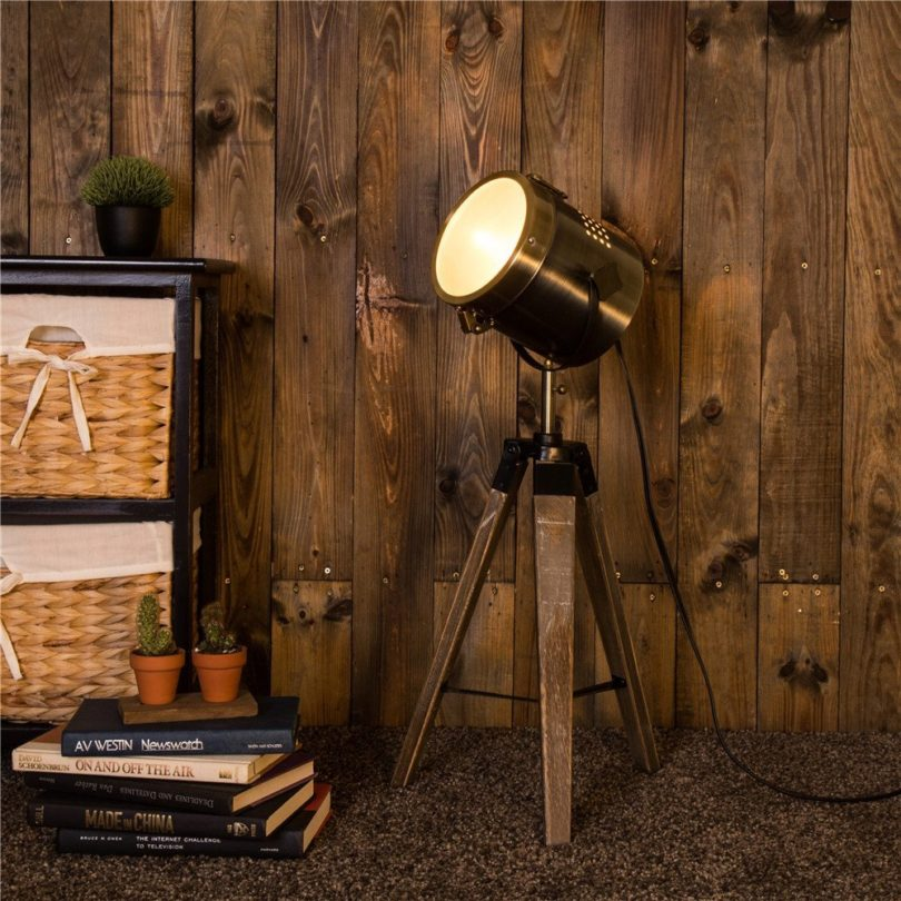 "Glitzhome 23.62""H Spotlight Novelty Table Lamp"