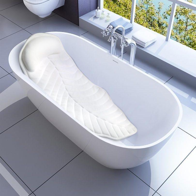 Full Body Spa Bath Pillow Mat