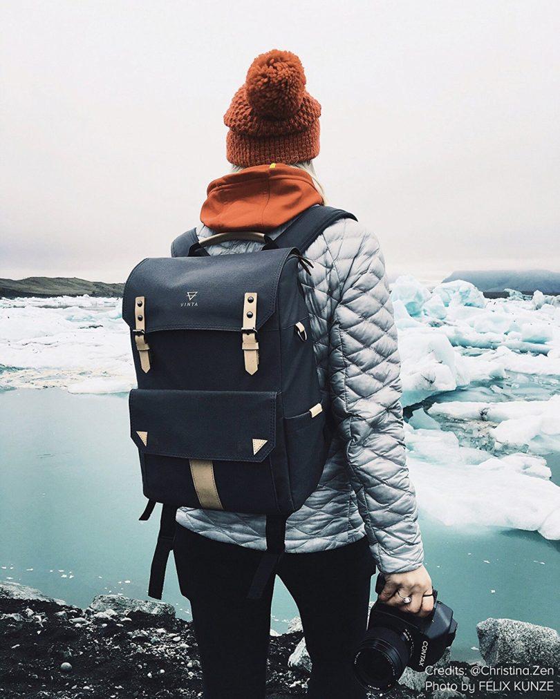 VINTA VINTA | S-Series – (Charcoal) Travel & Camera Bag/Backpack