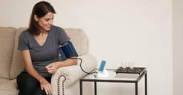 iHealth Ease Wireless Upper Arm Blood Pressure Monitor
