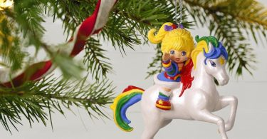 Hallmark Keepsake 2017 Rainbow Brite and Starlite Christmas Ornament