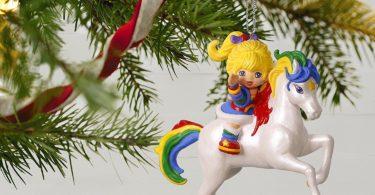 Hallmark Keepsake 2017 Rainbow Brite and Starlite Christmas Ornament