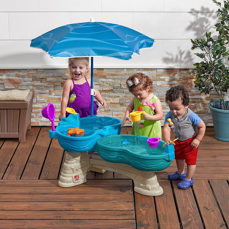 Step2 Spill & Splash Seaway Water Table