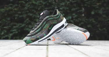 NIKE Mens Air Max 97 Premium QS Country Camo
