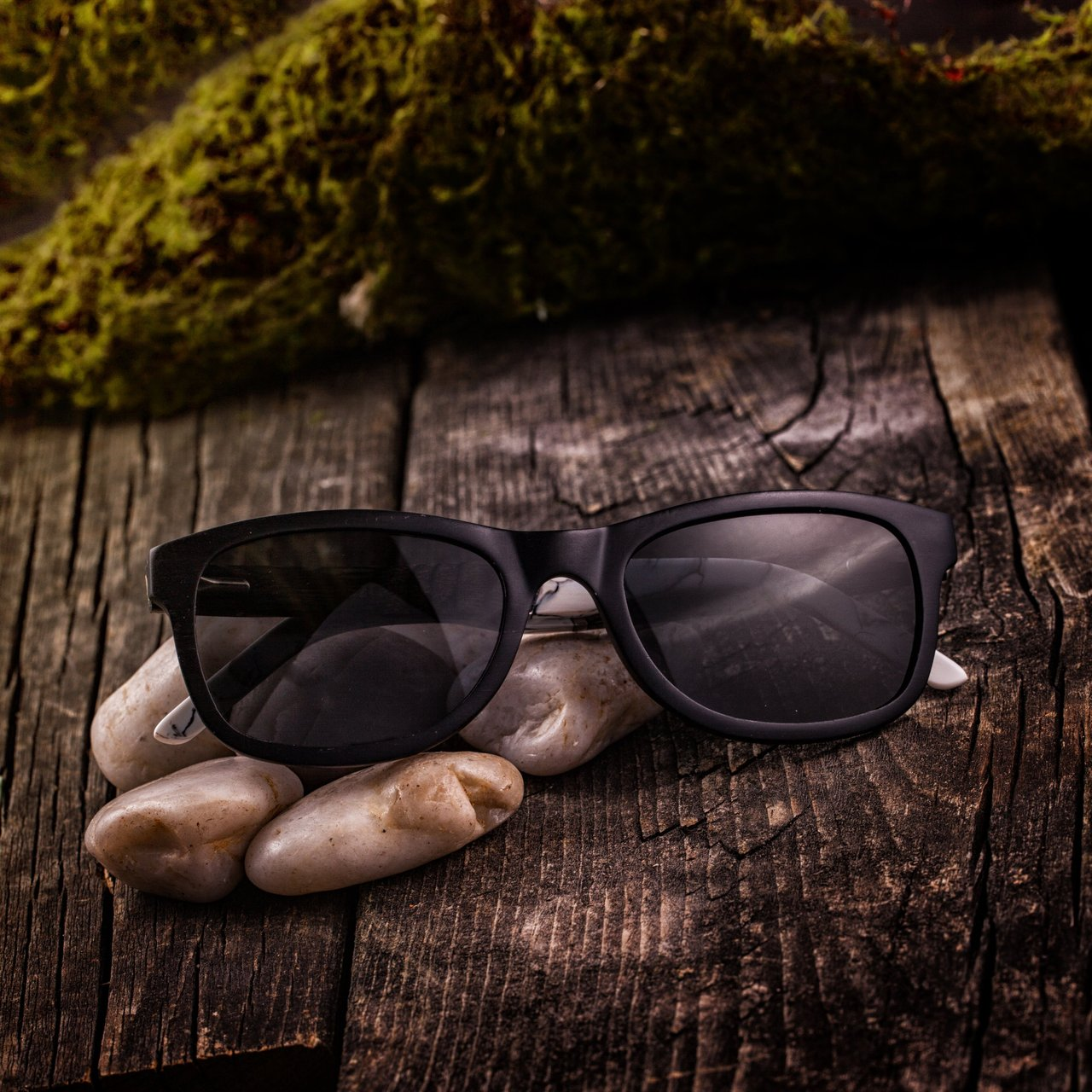 Earth Wood El Nido Polarized Sunglasses