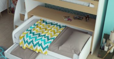 Bel Mondo Twin Multi-Functional Bunk Bed