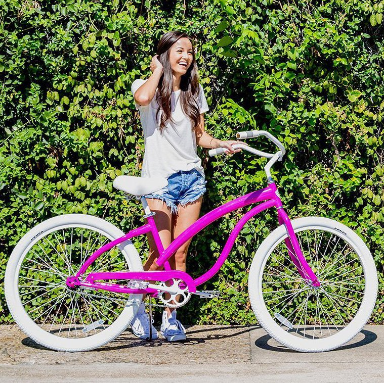 Womens Ohana Cruiser Bike by Villy Custom