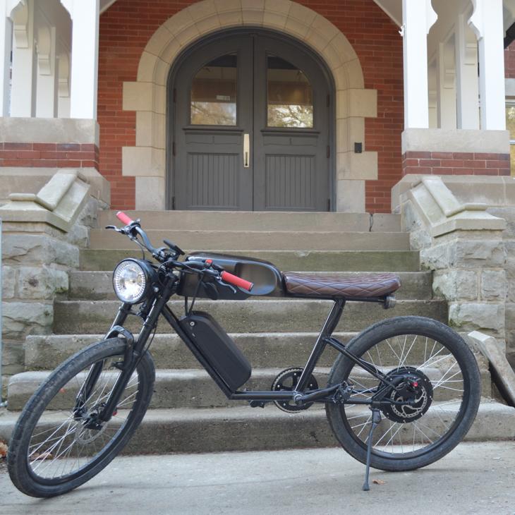 CR-T1 by Tempus Electric Bikes