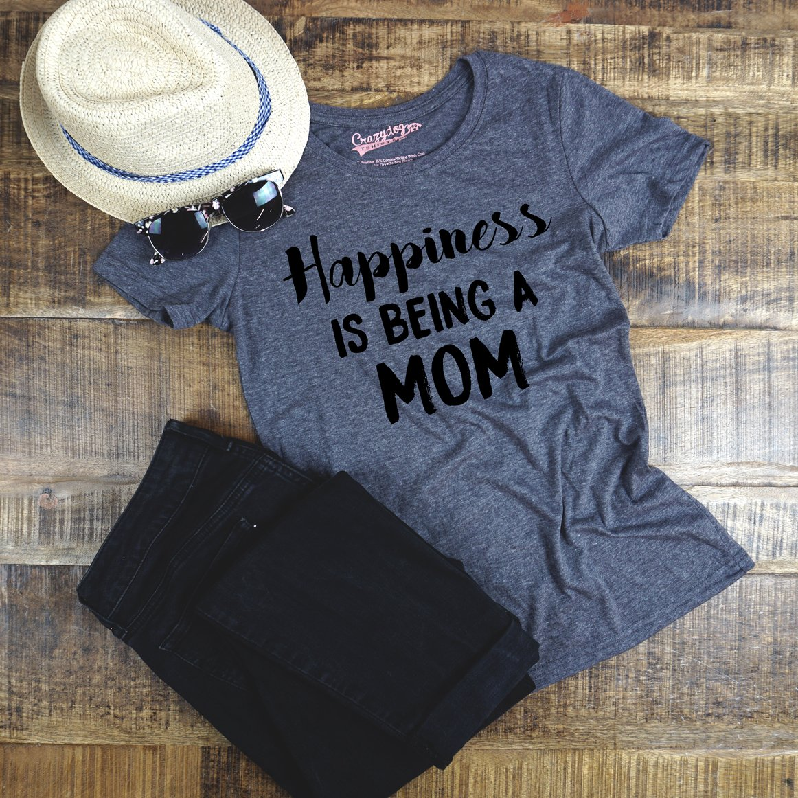Happiness Is Being a Mom T-shirt