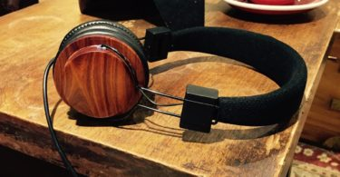 Wood Trim Headphones
