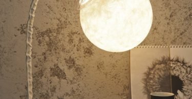 Micro T. Luna Table Light by In-Es.artdesign
