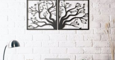 Flatre Metal Wall Art