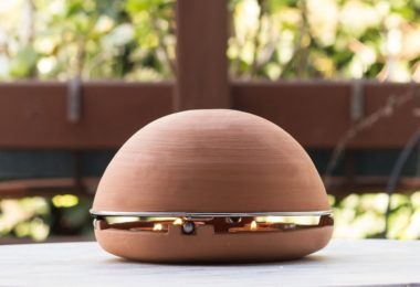 Egloo Natural Candle Powered Heater