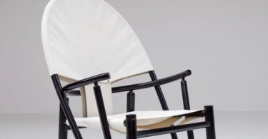 Hoop Lounge Chair by Piero Palange & Werther Toffoloni