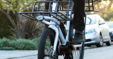 Cero One Electric Cargo Bike