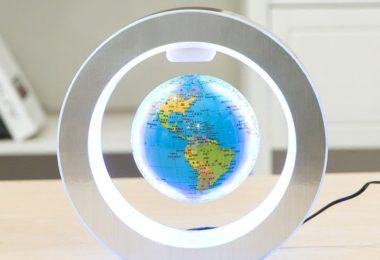 Floating Air Globe