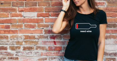 Need Wine T-shirt