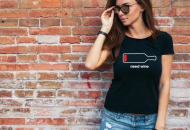Need Wine T-shirt