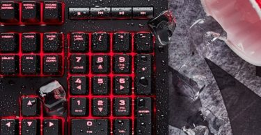 Spill-Resistant Gaming Keyboard by Corsair