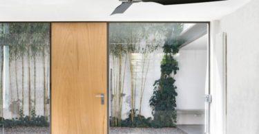 TWO02 Carbon Fiber Ceiling Fan