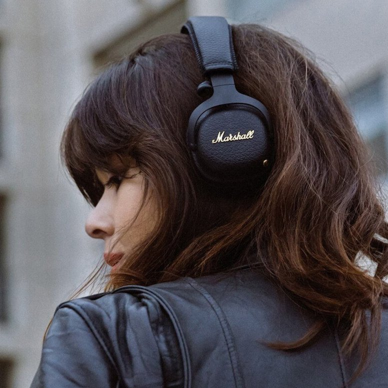 Marshall Mid A.N.C. Headphones