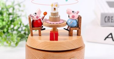 Peppa Pig Music Box