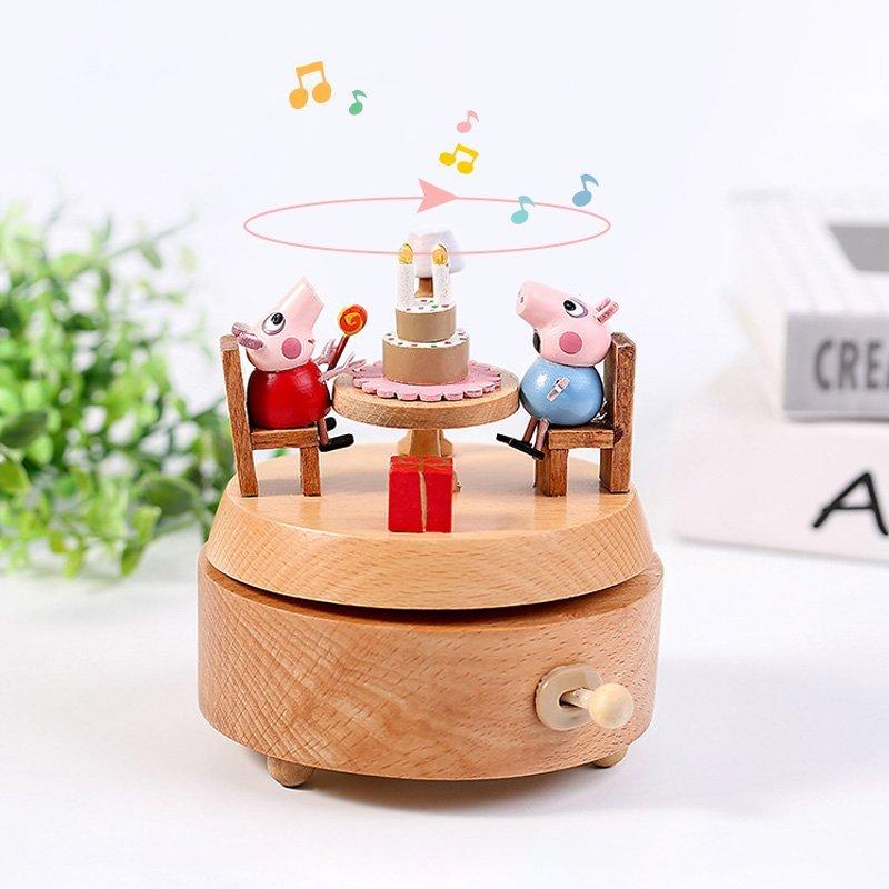 Peppa Pig Music Box