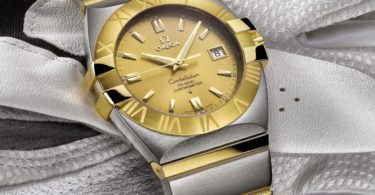 Omega Constellation Day-Date Watch