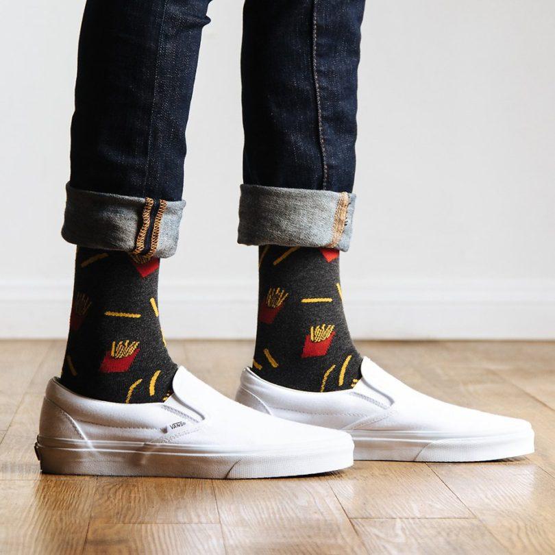 Lookin' So Fry Sock by Alynn