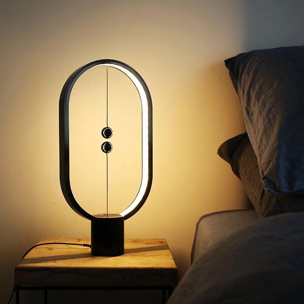 Heng Balance Lamp Magnetic Mid-Air Switch Lamp