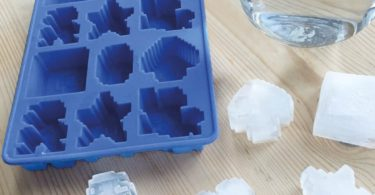 Super Mario Bros. Blue Ice Tray
